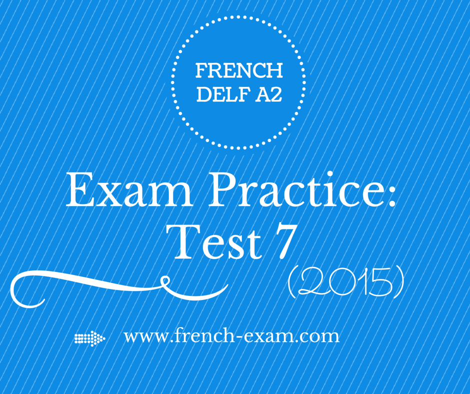 test paper french language Delf a1 tests the most basic level at which a language is used you would likely pass your delf a1 exam knowing just a fraction test your french to the cefr.