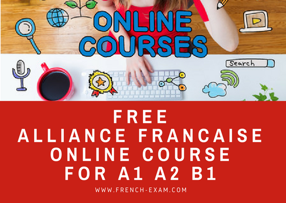 learn french online free with certificate